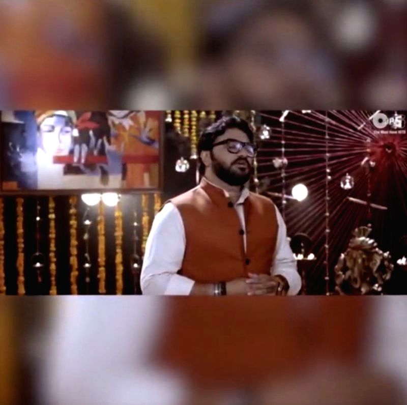Babul Supriyo unveils festive song 'Tera shukr shukr'.