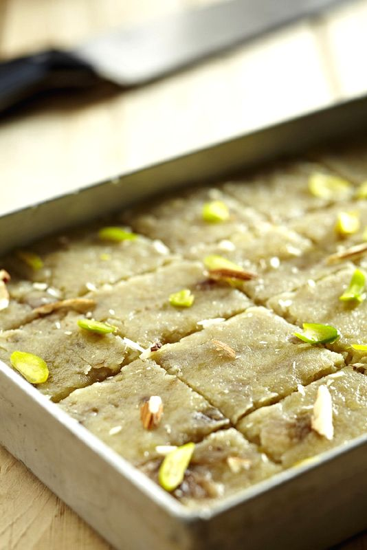 Halwa of any kind is kept for the last day. Offer this during the Durga Puja celebrations.