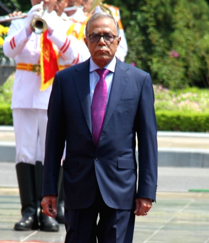 Bangladesh President Abdul Hamid. (File Photo: IANS)