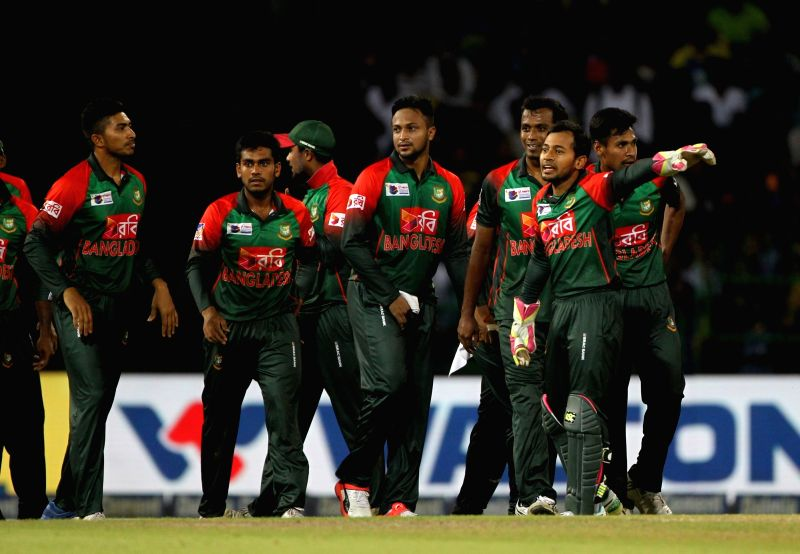 Image result for Bangladesh vs srilanka keththarama stadium match