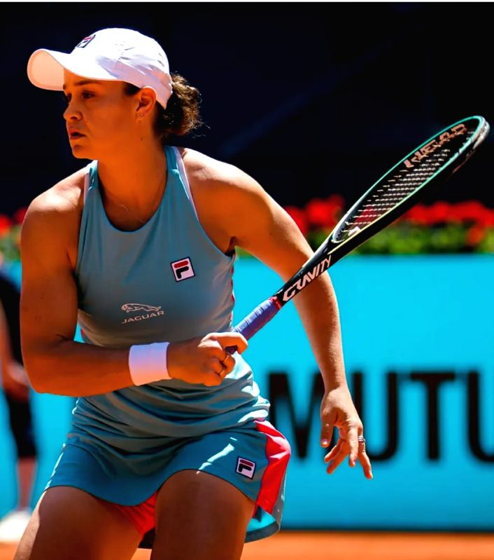 Barty cruises into Madrid final
