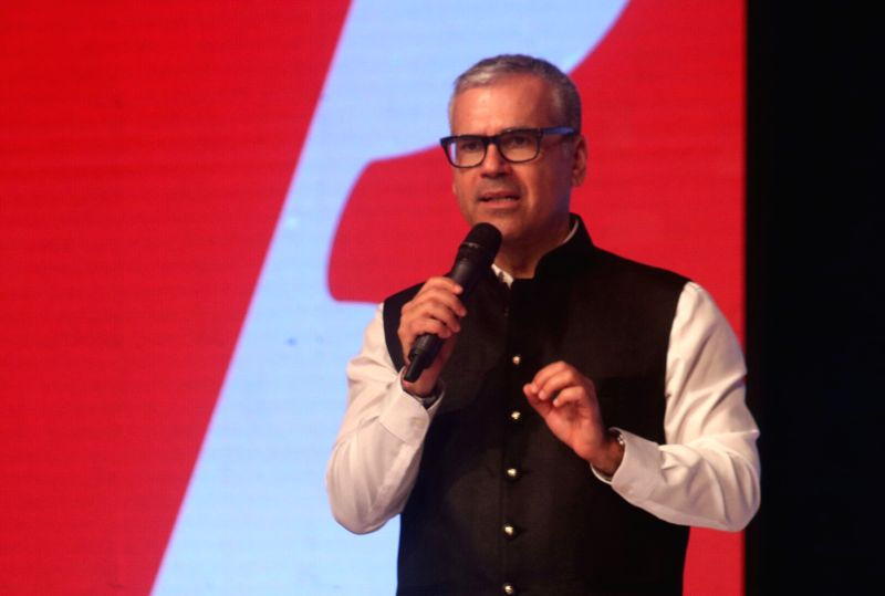 Bata Global CEO Alexis Nasard at the launch of new footwear collection in New Delhi, on May 29, 2017.