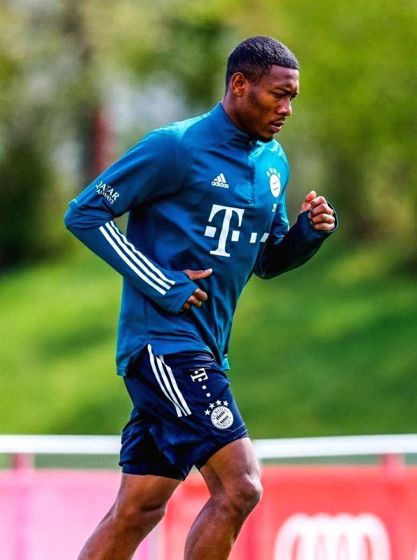 Bayern's Alaba wants to leave comfort zone