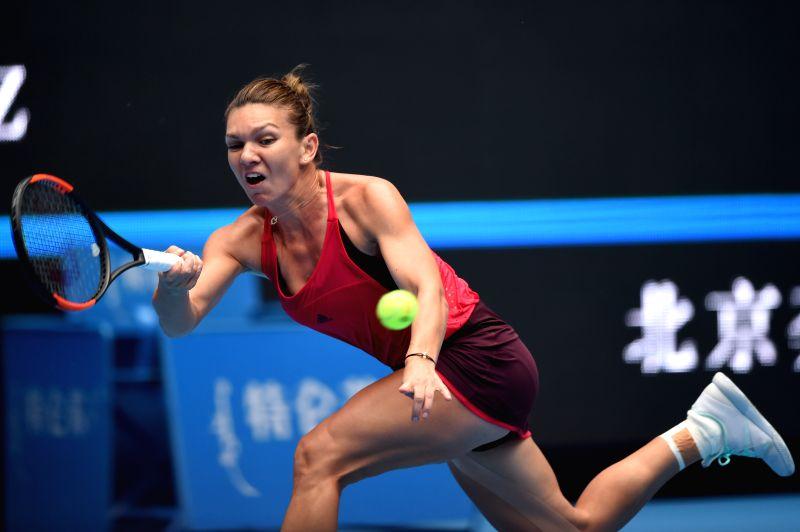 CHINA-BEIJING-TENNIS-CHINA OPEN-DAY 1