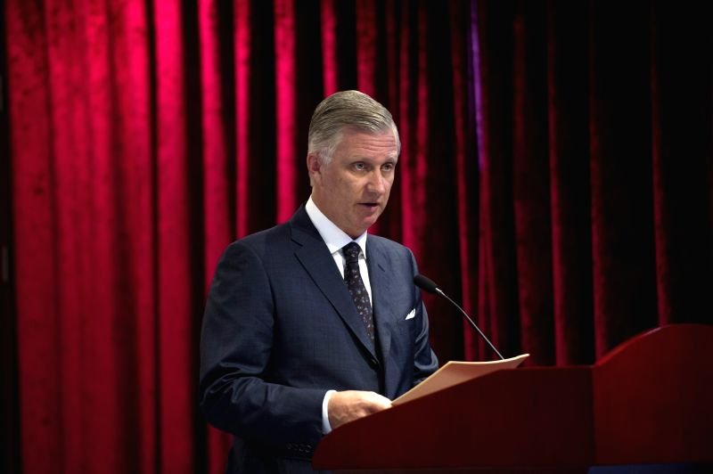 Belgium King Philippe. (File Photo: IANS)