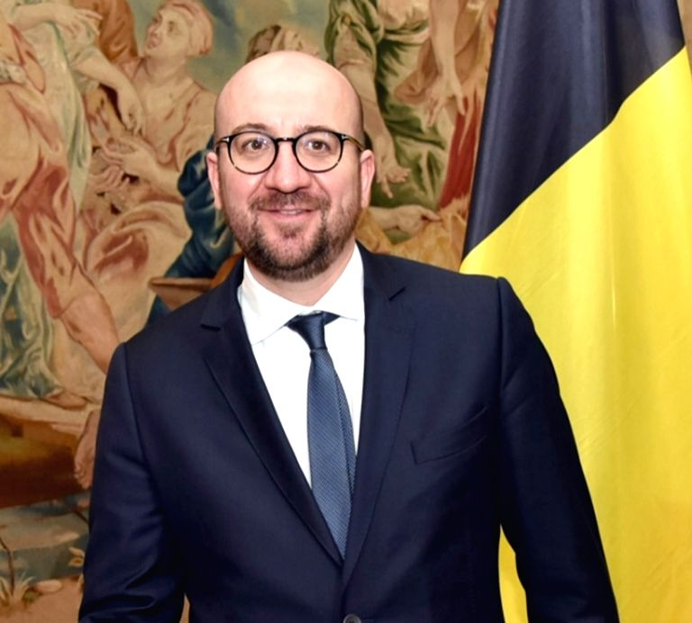 Belgium Prime Minister Charles Michel. (File Photo: IANS) - Charles Michel