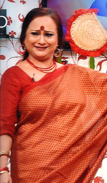 Bengali film and television actress Rita Koiral, who died after a three-month battle with liver cancer at a private hospital in Kolkata on Nov 19, 2017. She was 58. (File Photo: IANS) - Rita Koiral