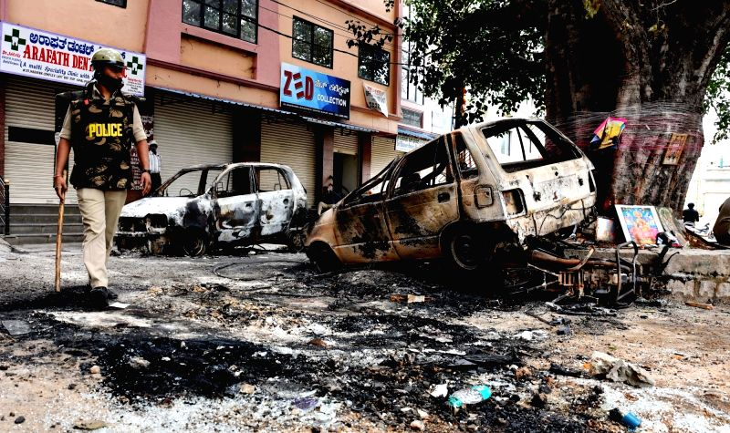 Bengaluru, Aug 14 (IANS) The recent Bengaluru riots occurred at breakneck speed, erupting in less than three hours of the derogatory message being put up on social media, a police official said on Friday.