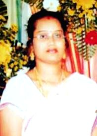Bhavani, who was killed in 28th Dec Church Street blast. (File Photo: IANS)
