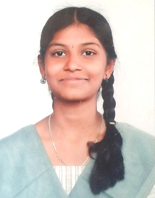 Gauthami, an 18-year-old girl student who was shot dead in her school premises by an office attendant for spurning his advances in Bengaluru, on April 1, 2015. (File Photo: IANS)