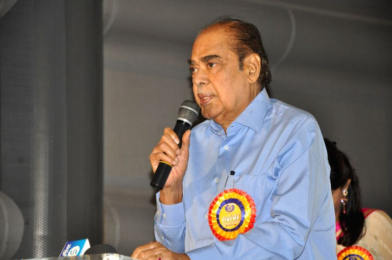 Best Of Indian Cinema doordrashan festival in Hyderabad on July 13, 2014.