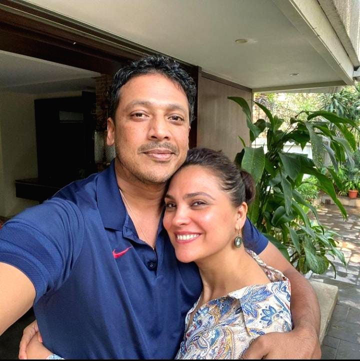 Better half of the court: Bhupathi says wife Lara involved in 'Break Point' since day 1.