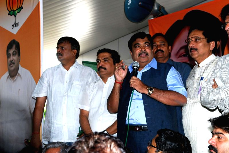 Bharatiya Janata Party (BJP) President Nitin Gadkari on Wednesday defended all the charges levelled against him by RTI crusader and India Against Corruption (IAC) activist Arvind Kejriwal, saying ... - Arvind Kejriwal