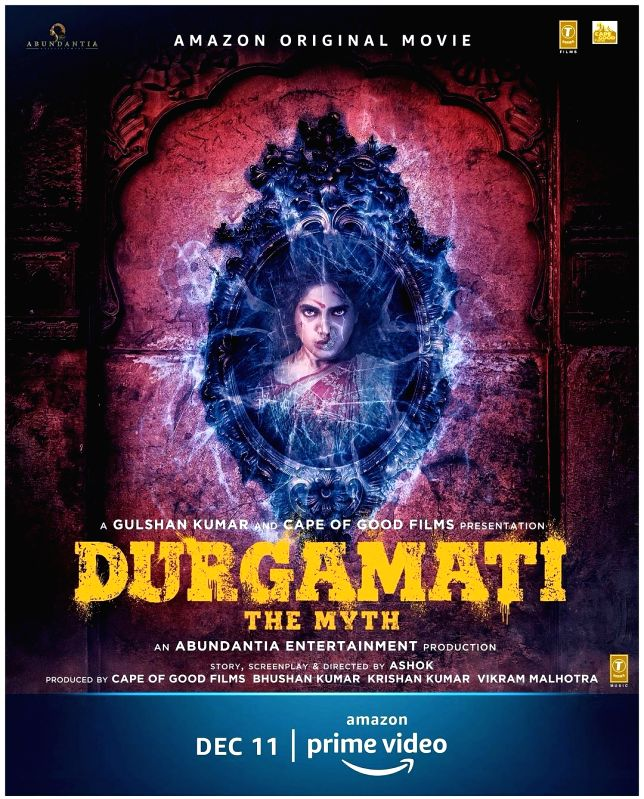Bhumi Pednekar-starrer 'Durgavati' is now 'Durgamati: The Myth'.