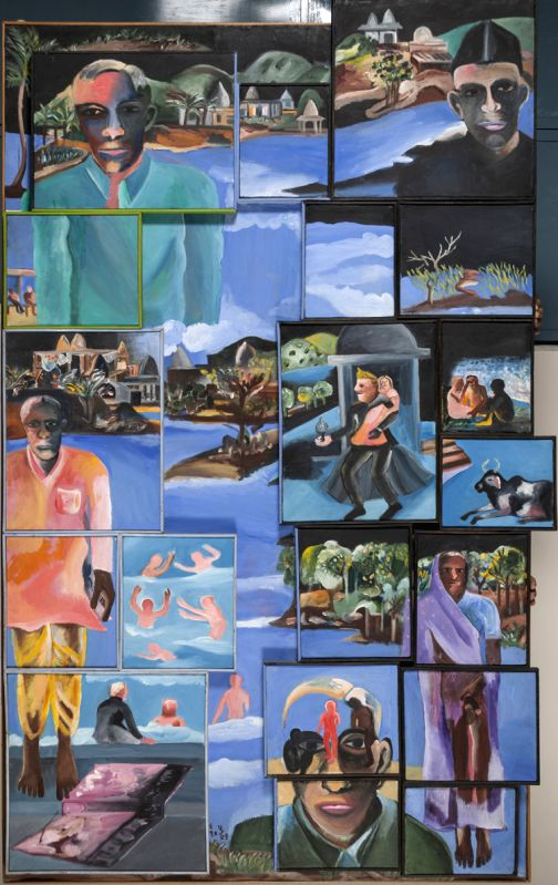 "Bhupen Khakhar's ""You Can't Please All"" at Tate Modern"