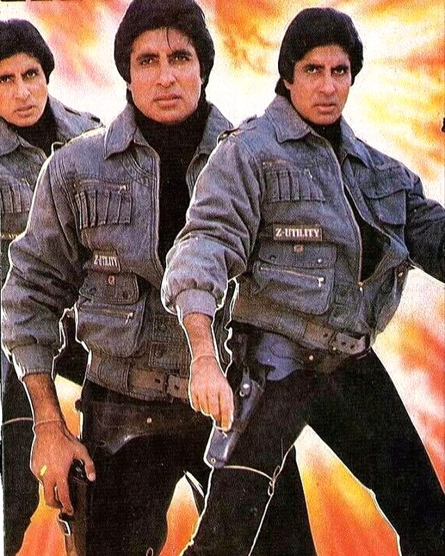 Big B gives glimpse of a 'film that never got made'.