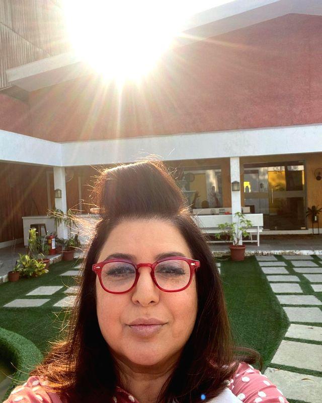 Bigg Boss 14: Farah Khan gets a taste of Salman's plush chalet.