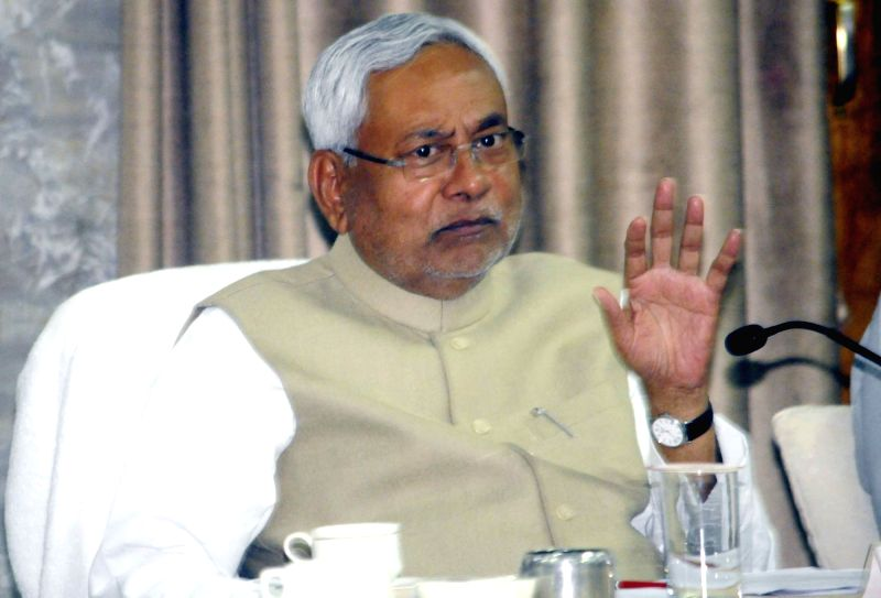nitish kumar bihar chief minister Patna: chief minister nitish kumar, at a function organized by the state agriculture department in patna on saturday, electronically transferred rs 6,000 in advance in the 'e-wallets' of 20,173 farmers from four districts in bihar for a total of over rs 12 crore today's show comes two days after.