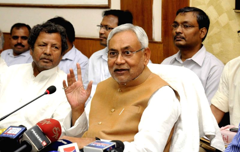 Bihar Chief Minister Nitish Kumar. (File Photo: IANS) - Nitish Kumar