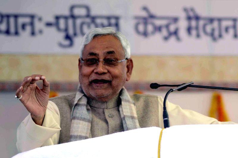 :Bihar Chief Minister Nitish Kumar. (File Photo: IANS).