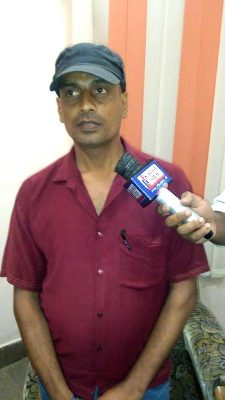 Bihar School Examination Board (BSEB)'s Intermediate Arts 2017 topper Ganesh Kumar. - Kumar