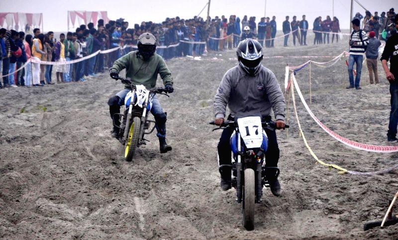 Race During Brahmaputra Beach Festival