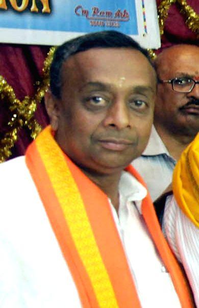 BJP legislator Jagadish Kumar passed away at a private hospital , in Bengaluru on Nov 23, 2015. (File Photo: IANS)