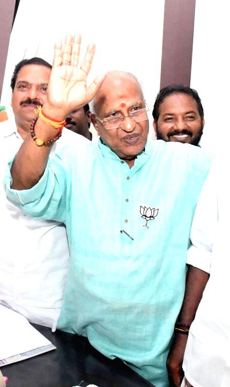BJP legislator O Rajagopal.