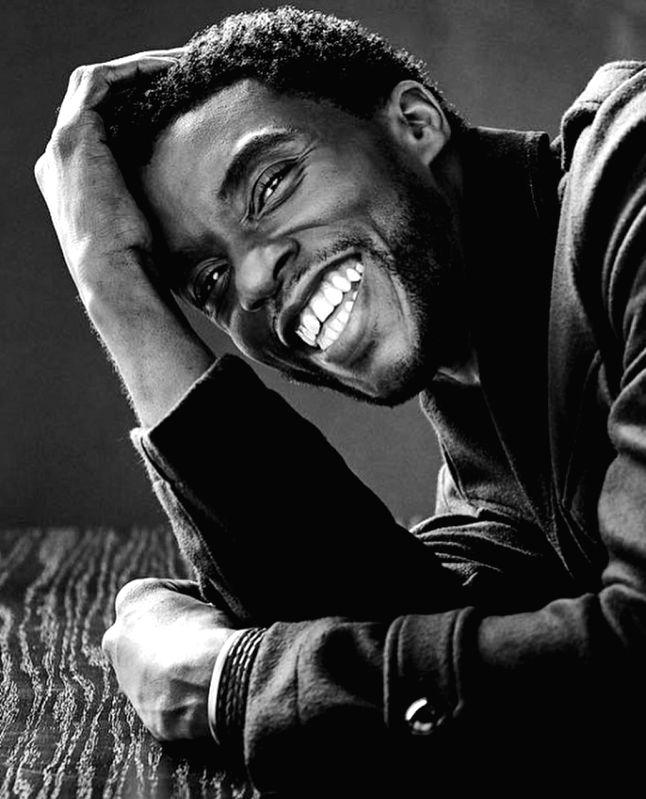'Black Panther' star Chadwick Boseman dies of cancer at 43.