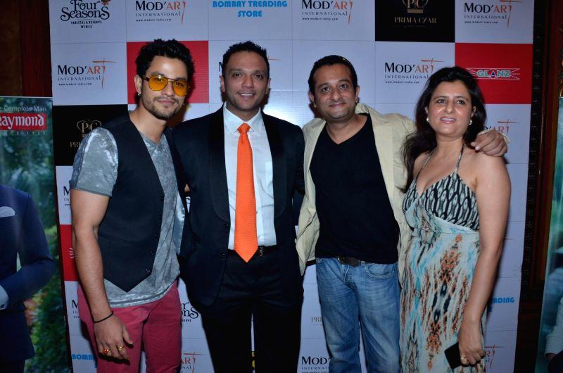 Bollywood actor Kunal Khemu at Mod art International presents the Graduating Fashion Show on 28th May, Crystal Ballroom, Hotel Sea Princess, Juhu, Mumbai. - Kunal Khemu