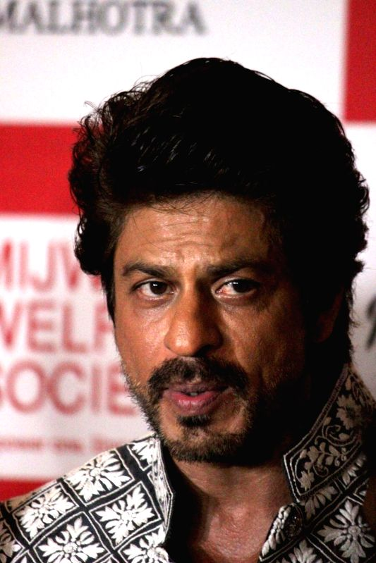 Bollywood Actor Shah Rukh Khan. (File Photo: IANS) - Shah Rukh Khan