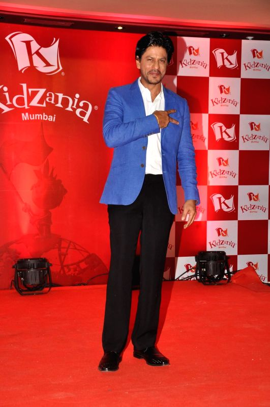 Shahrukh Khan launches KidZania