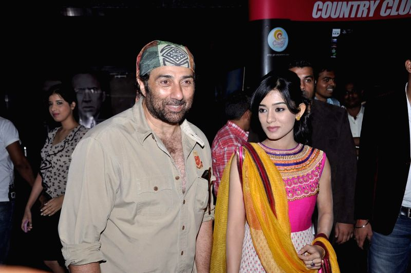 First look of film Singh Saab The Great - Sunny Deol and Amrita Rao