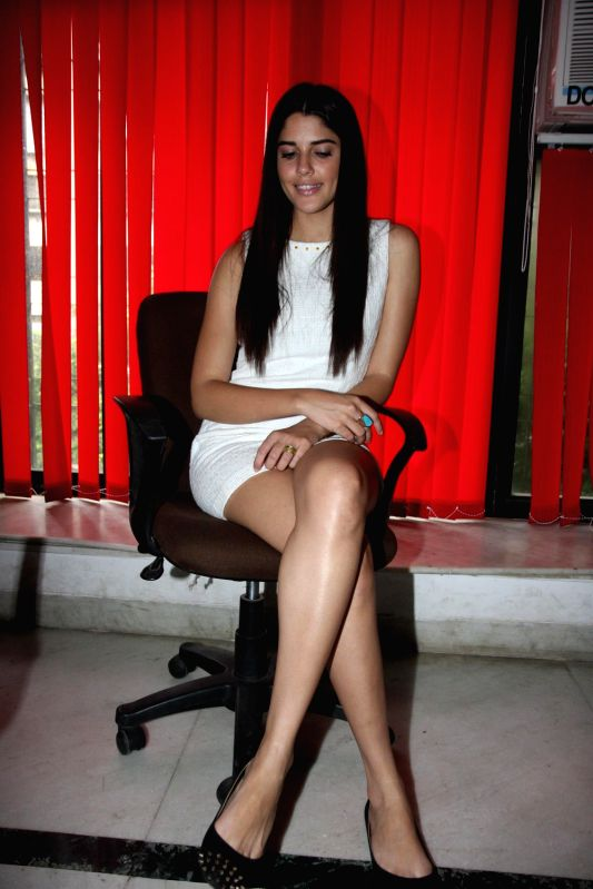 Press meet of film Sixteen - Izabelle Leite