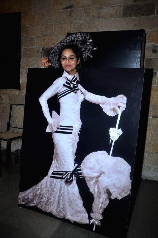Bollywood actress Madhoo Shah at Raell Padamsee`s Broadway and Beyond show at NCPA, Mumbai. - Madhoo Shah