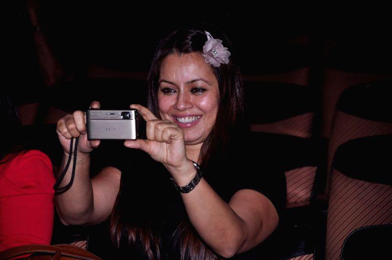 Bollywood actress Mahima Chaudhry at Shiamak Dawar`s Summer Funk show at Sion. - Mahima Chaudhry