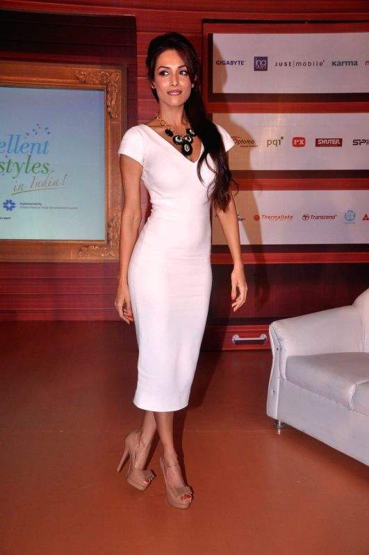 Bollywood actress Malaika Arora Khan at Taiwan Excellence 2012 Campaign Launch at Four Seasons Hotel, Mumbai. - Malaika Arora Khan