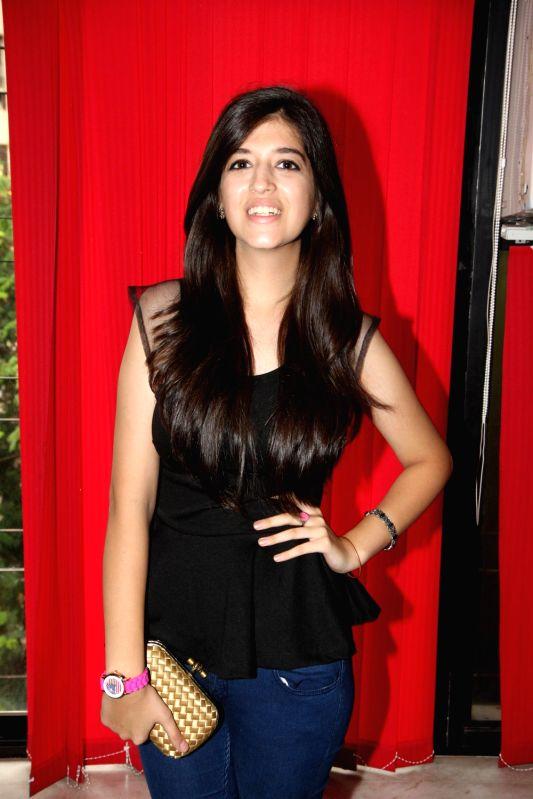 Bollywood actress Mehek Manwani during the press meet of film Sixteen in Mumbai on 7th July 2013. - Mehek Manwani