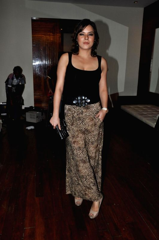 film aashiqui 2 success party bollywood actress udita goswami at film