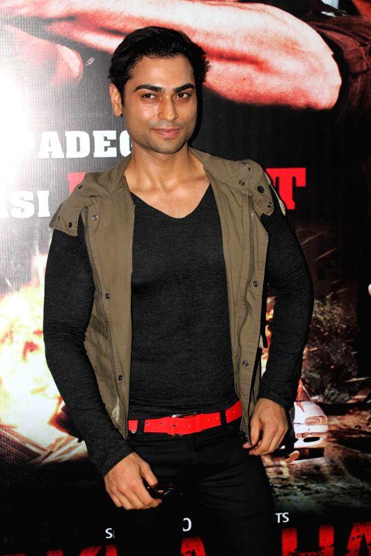 Bollywood celeb at Chakradhar film premiere in PVR, Mumbai.