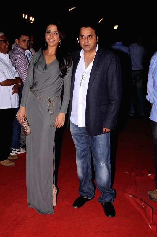 Bollywood celebs at the premiere of film `Ferrari Ki Sawaari` in Mumbai.