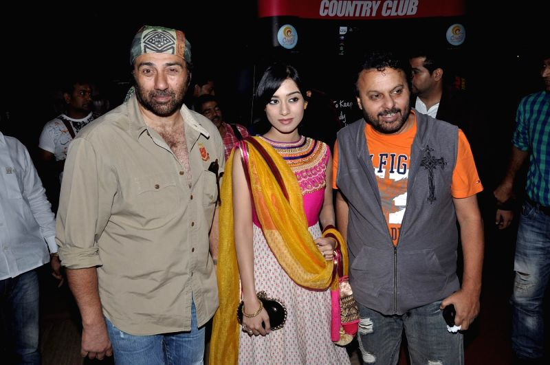 First look of film Singh Saab The Great - Sunny Deol, Amrita Rao and Sharma