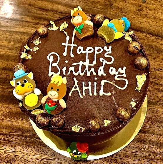 """Bollywood superstar Salman Khan's nephew turned four on Monday and the """"Khan-daan"""" celebrated it with full pomp at home amid quarantine. Ahil is the son of Salman's younger sister Arpita and actor Ayush Sharma. Atul Agnihotri, who is married to Salma"""