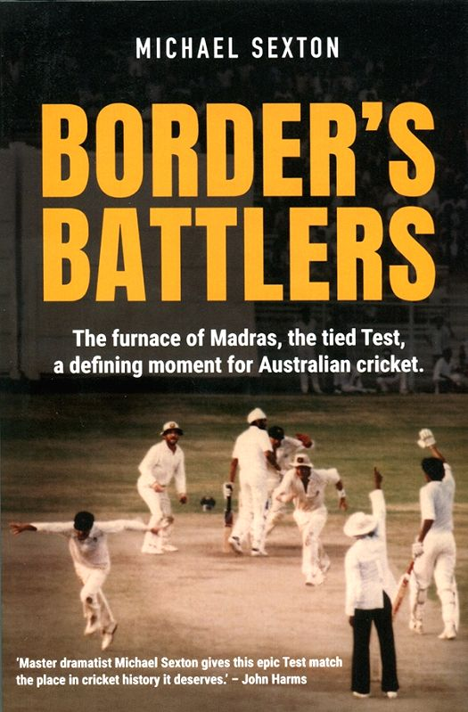 Book Cover: Border's Battlers.