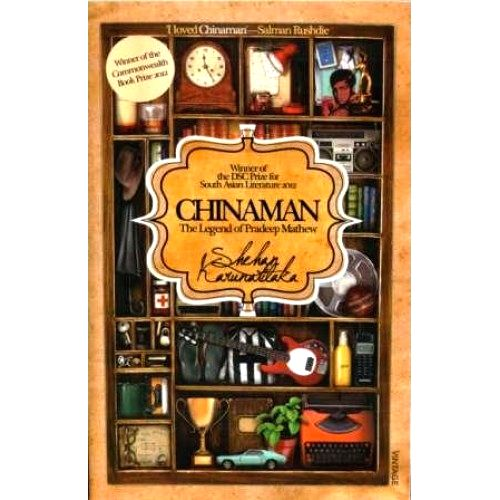 Book Cover: Chinaman - The legend of Pradeep Mathew.