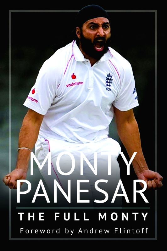 Book Cover: Monty Panesar - The Full Monty.
