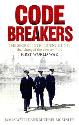 Book on British codebreaking efforts during World War I and its effect on the conflict