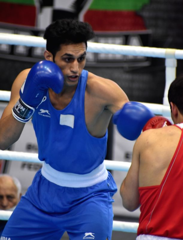 Boora storms into semis, confirms India's first medal at the 72nd Strandja Memorial Tournament.