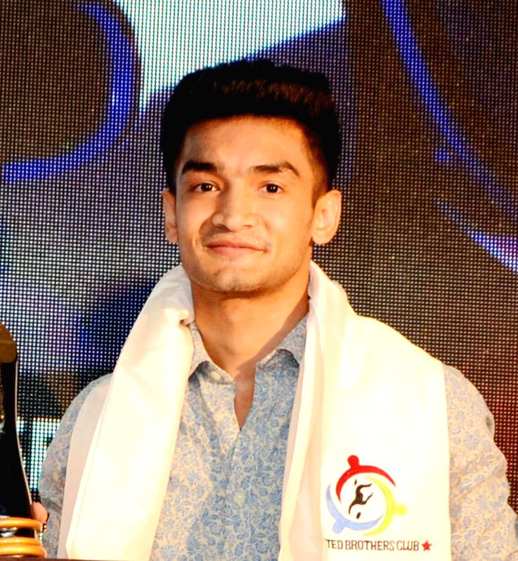 Boxer Shiva Thapa. (File Photo: IANS)