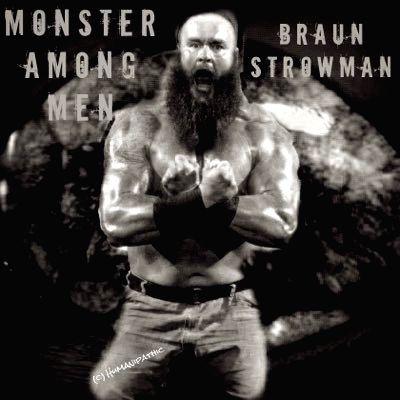 Braun Strowman.